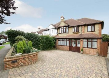 Thumbnail 4 bed semi-detached house for sale in East Drive, Carshalton Beeches