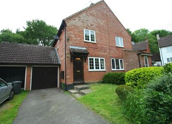 Thumbnail 2 bed semi-detached house to rent in Lychpit, Basingstoke, Hampshire