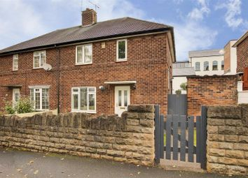 Thumbnail 3 bed semi-detached house for sale in Walker Street, Sneinton, Nottinghamshire