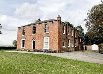 Thumbnail 6 bed detached house for sale in Back Lane, Stickford, Boston, Lincolnshire