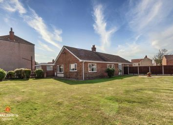 Thumbnail 4 bed detached bungalow for sale in Bowling Green Lane, Crowle, Scunthorpe