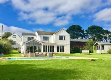 Thumbnail Leisure/hospitality for sale in Killiwerris Touring Park, Penstraze, Truro