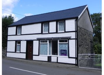 3 bed detached house for sale in Gellilydan, Blaenau Ffestiniog LL41