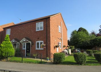 Thumbnail 3 bed semi-detached house for sale in Chapel Road, Terrington St. Clement, King's Lynn