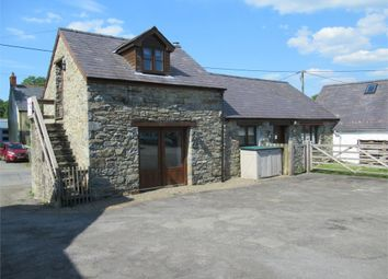 Thumbnail 1 bed semi-detached house for sale in The Old Stables, Puncheston, Haverfordwest, Pembrokeshire