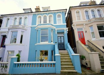 Thumbnail 4 bed terraced house for sale in Inverness Terrace, Broadstairs, Kent