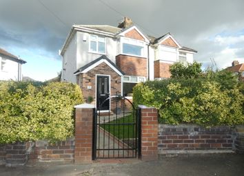 Thumbnail 3 bed semi-detached house for sale in Alder Hey Road, Eccleston, St. Helens