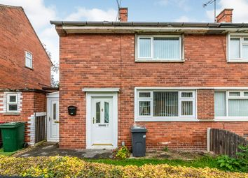 Thumbnail 2 bed semi-detached house for sale in Jewitt Road, Rotherham, South Yorkshire