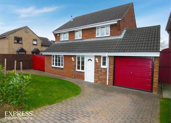 4 bed detached house for sale in Nelson Way, Grimsby, Lincolnshire DN34