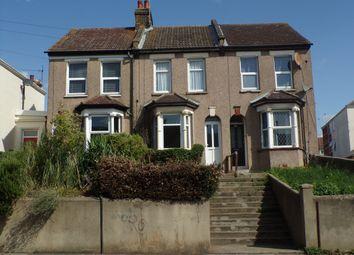 Thumbnail 3 bedroom terraced house for sale in Old Road West, Northfleet, Gravesend