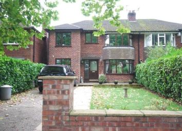 Thumbnail 4 bed semi-detached house for sale in Regent Bank, Wilmslow