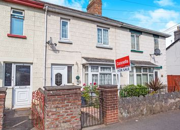 Thumbnail 3 bed terraced house for sale in Sherwell Valley Road, Torquay