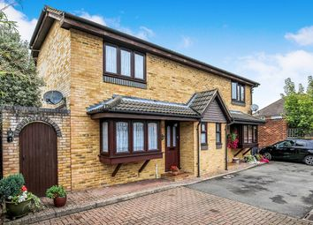 Thumbnail 2 bed semi-detached house for sale in Juniper Close, Chessington