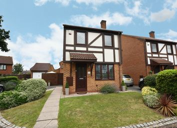3 bed detached house for sale in Whitwell Close, Shirley, Solihull B90