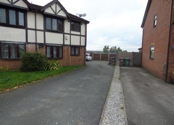Thumbnail 2 bed flat to rent in Meliden, St Helens