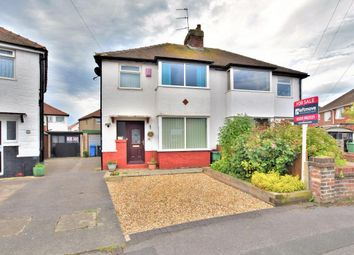 Thumbnail 3 bed semi-detached house for sale in Crescent Avenue, Thornton-Cleveleys
