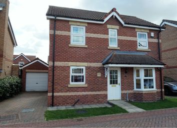 Thumbnail 4 bed detached house for sale in Evans Court, Doncaster