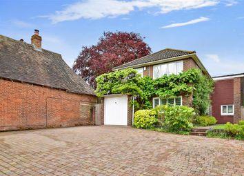 Thumbnail 4 bed detached house for sale in Ball Lane, Kennington, Ashford, Kent