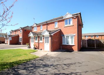 Thumbnail 2 bedroom semi-detached house for sale in Lismore Avenue, Blackpool, Lancashire