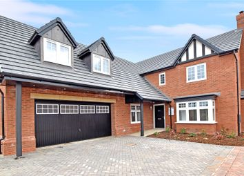Thumbnail 5 bedroom detached house for sale in Hayfields, Upton Snodsbury Road, Pinvin