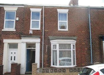 Thumbnail 4 bed shared accommodation to rent in Chester Terrace, Sunderland