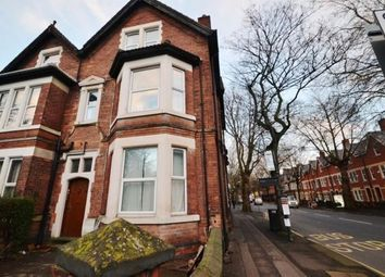 Thumbnail 2 bed property to rent in Fishpond Drive, The Park, Nottingham