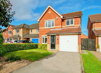Thumbnail 3 bed detached house for sale in Thorne Close, Harworth, Doncaster