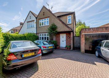 Thumbnail 3 bed semi-detached house for sale in Eastern Avenue, Pinner, London