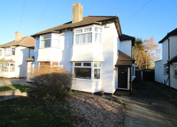 Thumbnail 2 bed semi-detached house to rent in Crescent Drive, Petts Wood, Orpington