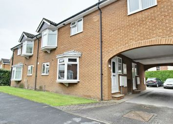 Thumbnail 1 bed flat for sale in Queens Drive, Cottingham