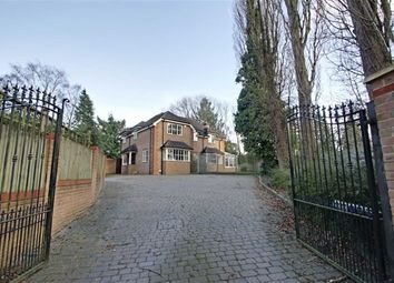 Thumbnail 4 bed detached house for sale in The Orchard, Watford