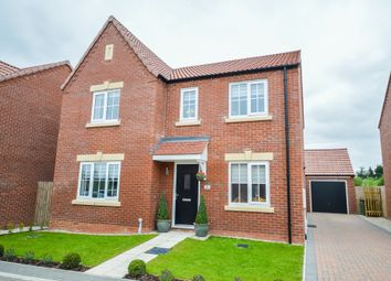 Thumbnail 4 bedroom detached house for sale in Prince Albert Court, Wakefield
