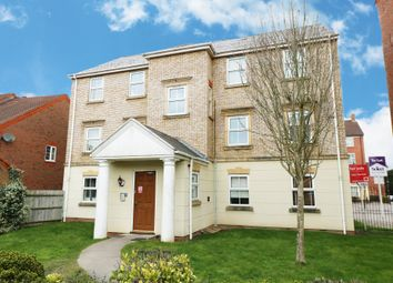 Thumbnail 2 bed flat for sale in Clarks Lane, Dickens Heath, Shirley, Solihull