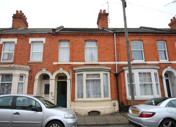 Thumbnail 3 bed terraced house to rent in Derby Road, Abington, Northampton