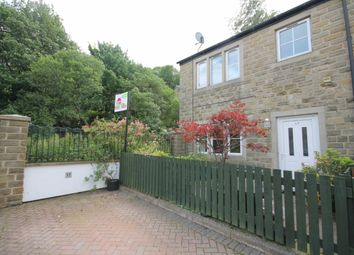 Thumbnail 2 bed end terrace house to rent in Oxford Street, Todmorden