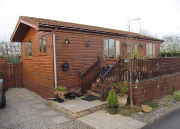 Thumbnail 1 bed lodge for sale in The Sycamores Park, Feoffee Common Lane, Barmby Moor, Pocklington, Yorkshire