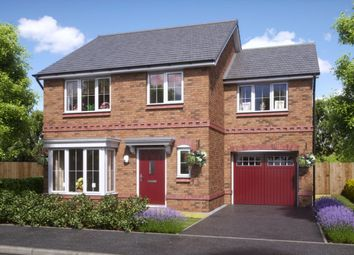 Thumbnail 4 bed detached house for sale in Silkin Green Belvedere Court Hinkshay Road, Dawley, Telford