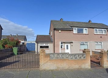Thumbnail 2 bed semi-detached house for sale in Glendale Rise, Carlisle
