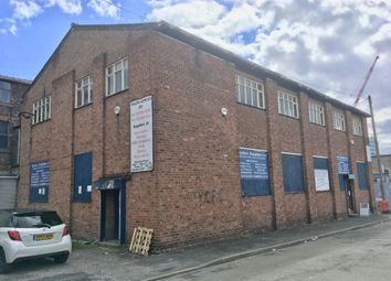Thumbnail Warehouse for sale in Augustus Street, Cheetham Hill, Manchester