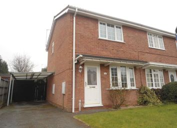 Thumbnail 2 bedroom semi-detached house to rent in Ford Road, Newport