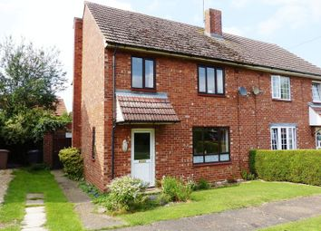 Thumbnail 3 bed semi-detached house for sale in Steamer Point Road, Nocton, Lincoln
