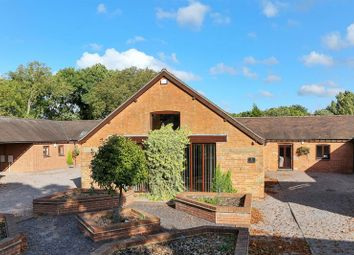 Thumbnail 4 bedroom barn conversion for sale in The Birches, Grimesgate, Diseworth, Derby