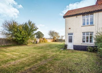 Thumbnail 3 bed semi-detached house for sale in Lodge Villas, Earl Soham, Woodbridge