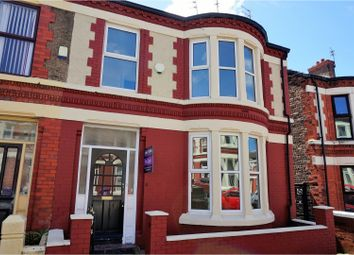 Thumbnail 4 bedroom end terrace house for sale in Hereford Road, Liverpool
