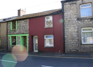 Thumbnail Terraced house to rent in Park Street, Bridgend