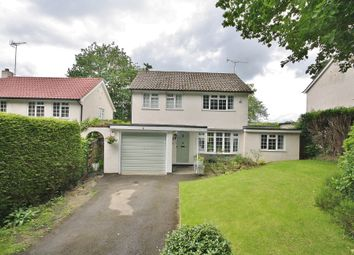 Thumbnail 3 bedroom detached house to rent in Elmgrove Close, Knaphill, Woking