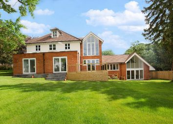 Thumbnail 5 bed detached house for sale in Wrens Hill, Oxshott, Leatherhead