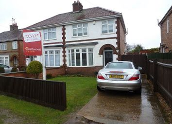 Thumbnail 3 bedroom semi-detached house to rent in Fulbridge Road, Peterborough