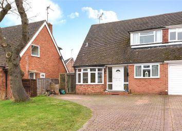 Thumbnail 4 bed semi-detached house for sale in Deerhurst Avenue, Winnersh, Wokingham, Berkshire