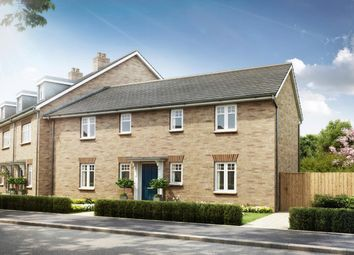 "Thumbnail 3 bed end terrace house for sale in ""Enford"" at Southern Cross, Wixams, Bedford"